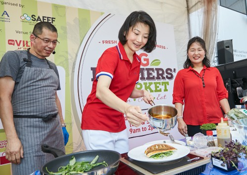 SG Farmers' Market @ myVillage Serangoon Gardens