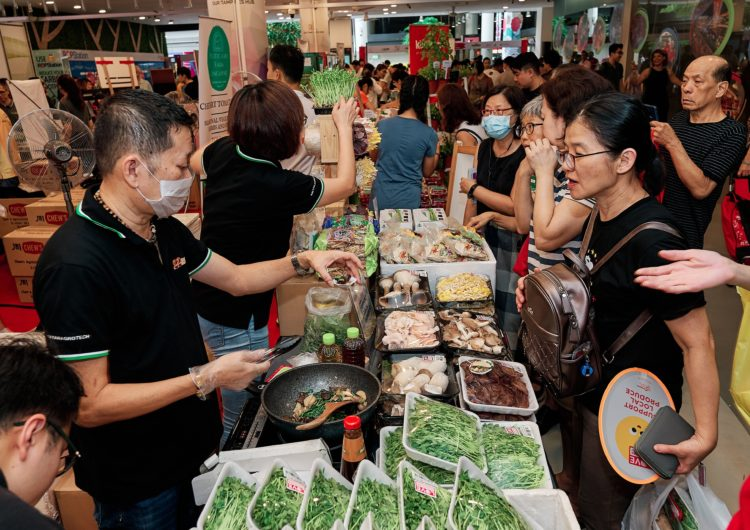 SG Farmers' Market @ Our Tampines Hub