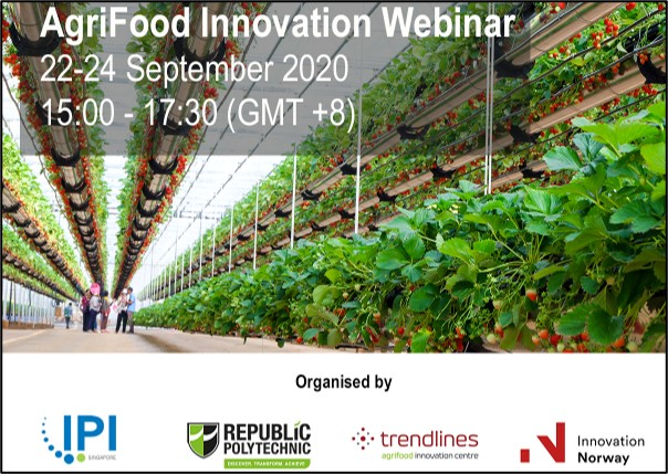 AgriFood Innovation Webinar