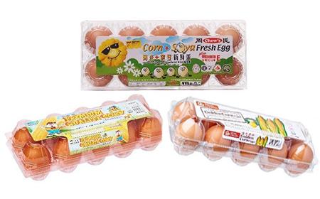 local corn egg cartons brands