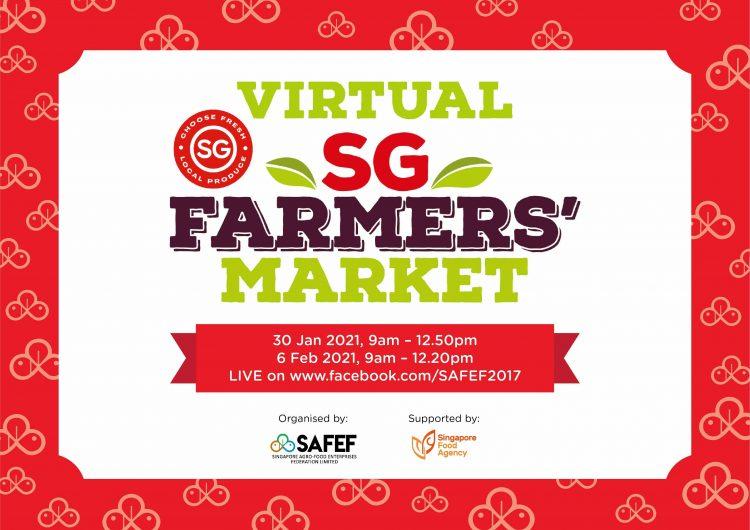 Virtual SG Farmers' Market